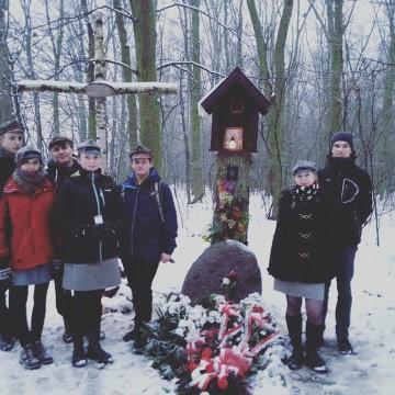 Harcerze uczcili pamięć Żołnierzy Wyklętych