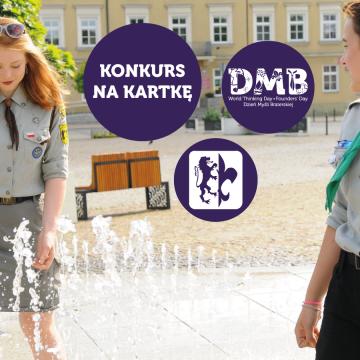 II Konkurs na kartkę DMB – zobacz regulamin!