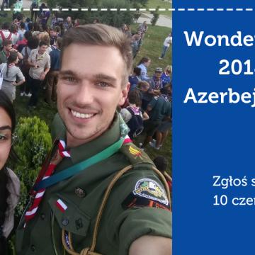 Wonderland 2018 – Azerbejdżan- Zgłoś się!